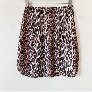 Vintage Vanity Fair Leopard Slip